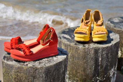 Letnie buty damskie - co będziemy nosić w sezonie 2019