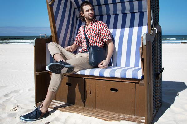 Męskie buty na lato 2019 – inspiracje i stylizacje