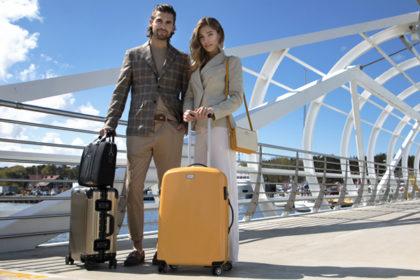 Stylowe twarde walizki kabinowe – przegląd nowości WITTCHEN