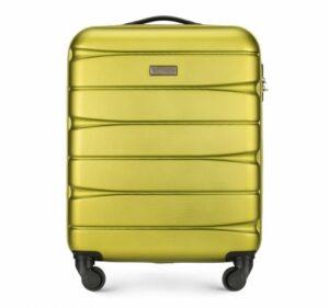 twarda walizka kabinowa wykonana z ABS