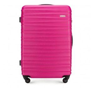 duża walizka z ABS-u