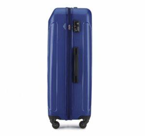 granatowa walizka z kolekcji Stroll Line