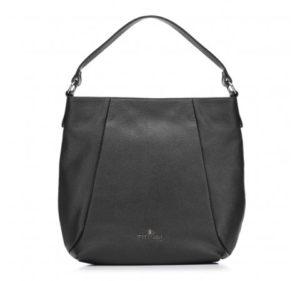 torebki hobo bag: skórzany worek z kolekcji Elegance