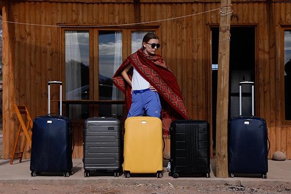 walizki na pustyni Atakama
