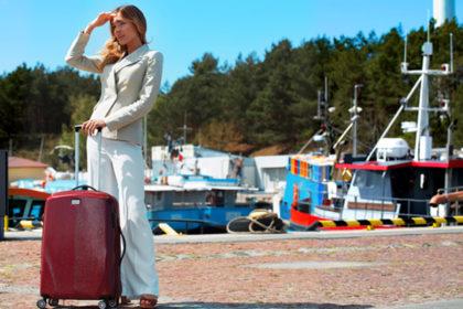Jak zabezpieczyć walizkę przed lotem