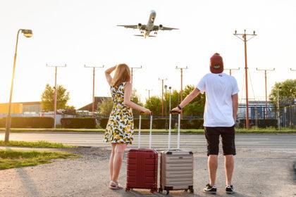 Stylowo w samolocie – top 5 modnych walizek WITTCHEN 2019