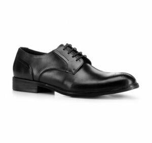 czarne buty derby