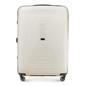 jak zabezpieczyć walizkę przed lotem: duża walizka z kolekcji PP Pulse