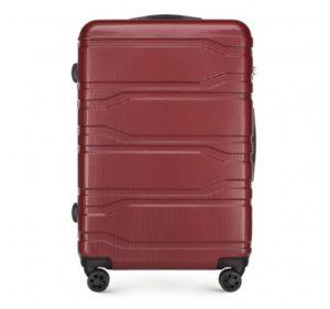 jak zabezpieczyć walizkę przed lotem: duża walizka z kolekcji Trail Style