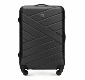modne walizki: walizka o eleganckim designie