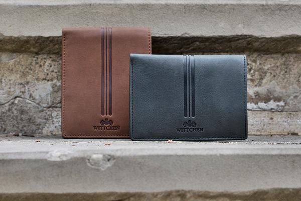 Kolekcja Franco – niepowtarzalne portfele ze skóry nubukowej