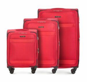 komplet walizek z kolekcji Travel Light II