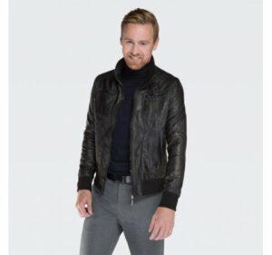 kurtka typu bomber jacket