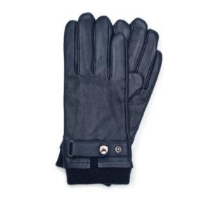 rękawiczki z zapięciem na zatrzask