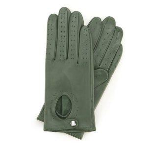 rękawiczki z motywem ażurowym
