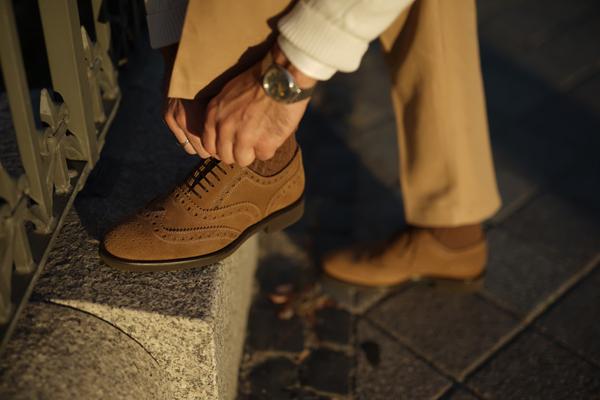 Jak pielęgnować buty z nubuku?