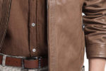 Męskie kurtki przejściowe – przegląd modeli i ich właściwości