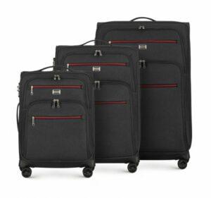 komplet walizek z kolekcji Comfort Line II
