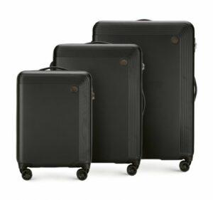komplet walizek z kolekcji Modern
