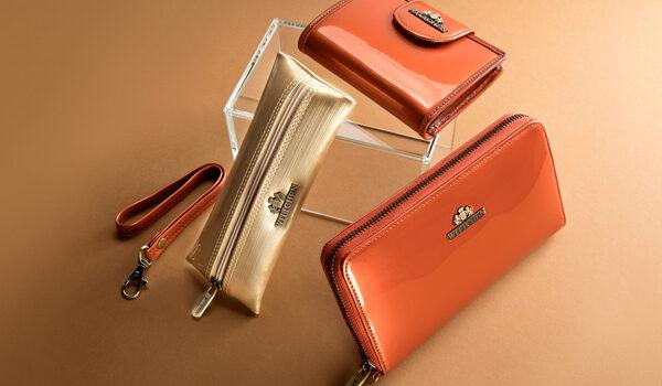 Kolekcja Verona – elegancka galanteria ze skóry lakierowanej