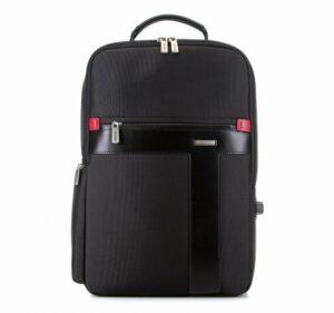 czarny plecak z kolekcji Office Leather