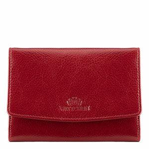 prezent z okazji Dnia Babci i Dnia Dziadka: czerwona portmonetka