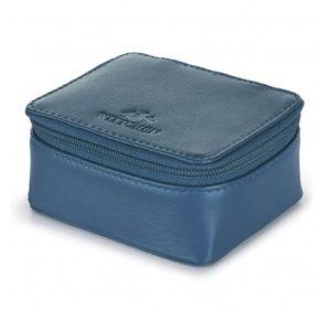 akcesoria skórzane: minikosmetyczka dla mężczyzn 89-2-003-7