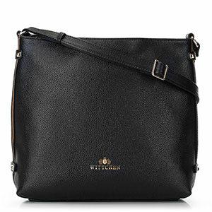 torebka z nitami z kolekcji Elegance