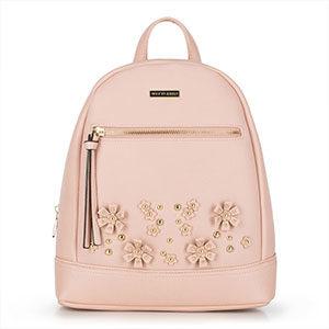 różowy plecak damski WITTCHEN