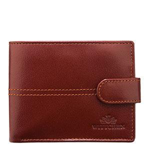 brązowy portfel z kolekcji Florence