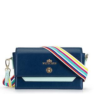 mała torebka skórzana z kolekcji Elegance