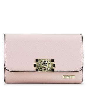 różowa torebka damska z kolekcji Young