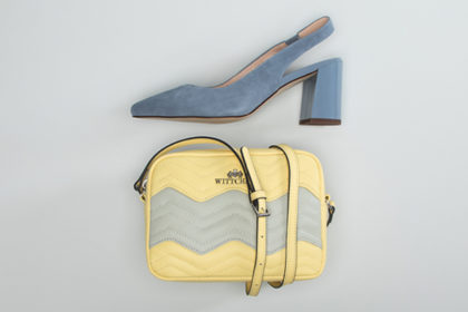 Sandały na słupku – jak je nosić