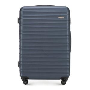 Duża walizka o pojemności 96 litrów do bagażu rejestrowanego.