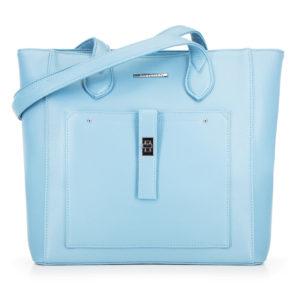 błękitna shopperka z kolekcji Young