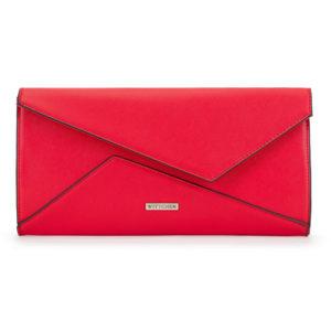 czerwona kopertówka z kolekcji Young