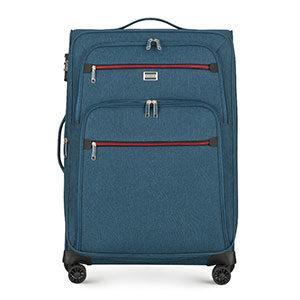 miękka walizka z kolekcji Comfort Line II