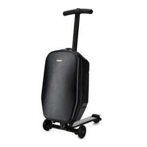 walizka z hulajnogą z kolekcji Travel Line Compact