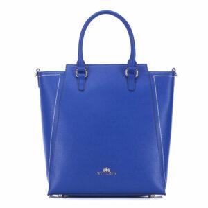 Niebieska torba do pracy