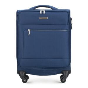 Walizka kabinowa - do samolotu lub w podróż samochodem