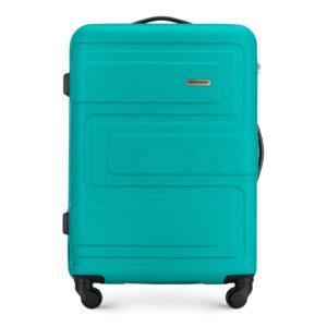 Średnia walizka z ABS-u