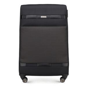 Duża walizka z poliestru