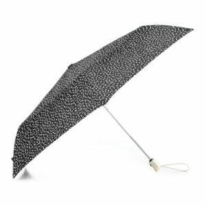 Składana parasolka w kropki