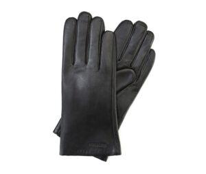 Damskie rękawiczki ze skóry