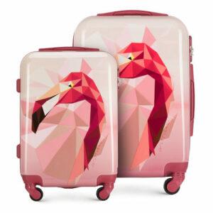 Nowoczesne walizki z wyprzedaży