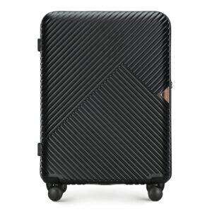 Średnia walizka z polikarbonu