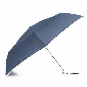 Granatowy parasol damski