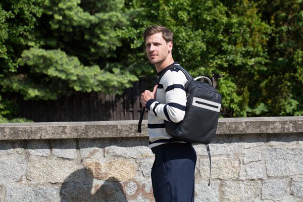Idealny plecak męski do pracy i w podróż