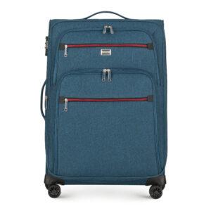 Średnia walizka podróżna na kółkach