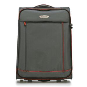 Mała walizka podróżna z poliestru